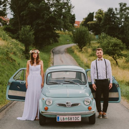 Wedding at Spielfeld | Katja & Gregor