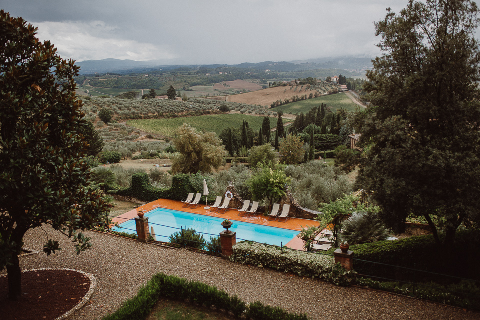 tuscany fattoria cinciano wedding
