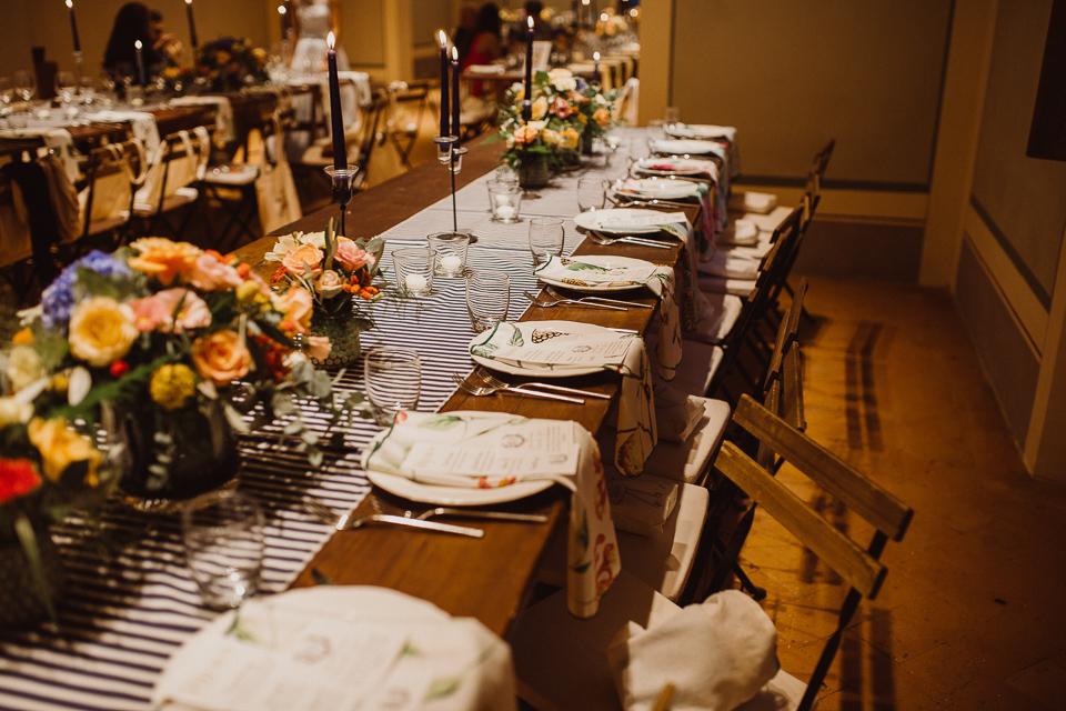 wedding dinner fattoria di cinciano