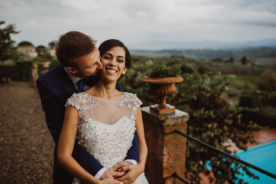 tuscany fattoria di cinciano wedding