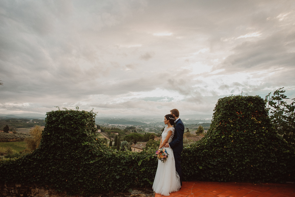 poggibonsi wedding photos