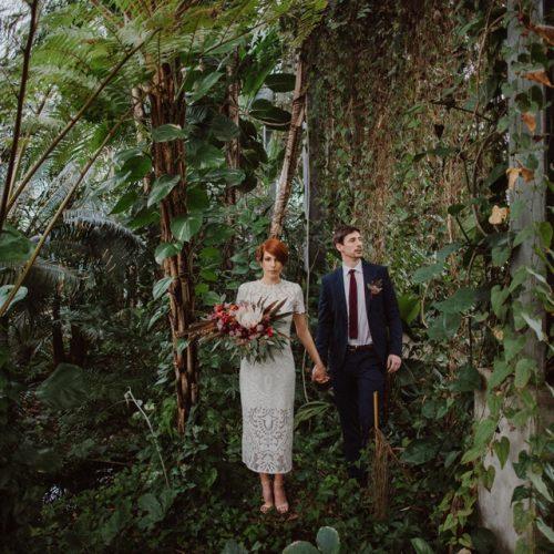 Andreja & Nejc I Winter Wedding