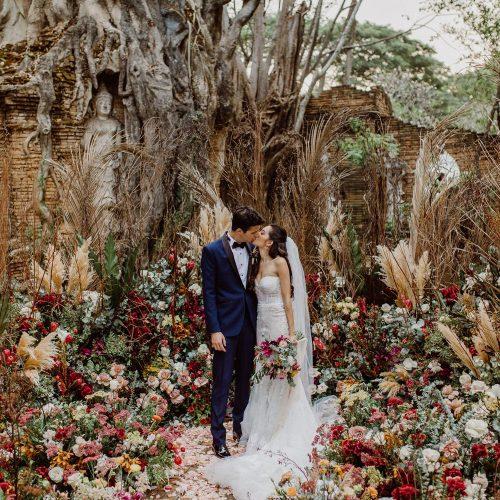 Sevgi and Deniz  I Wedding at Dhara Dhevi, Chiang Mai