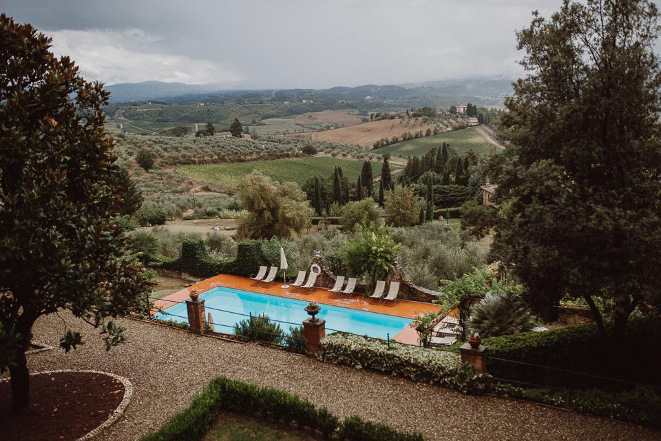 tuscany fattoria cinciano wedding