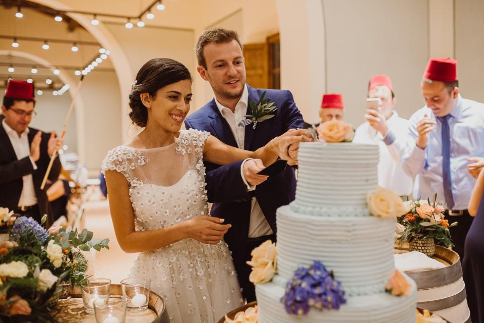 fattoria di cinciano wedding cake
